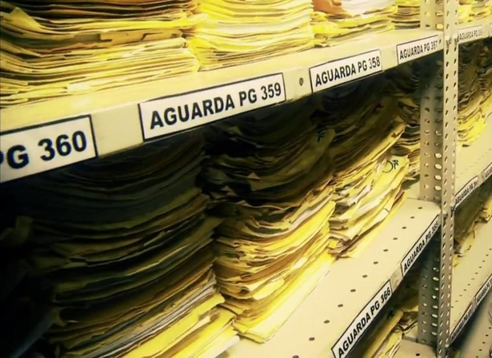Arquivos de Precatórios no RS