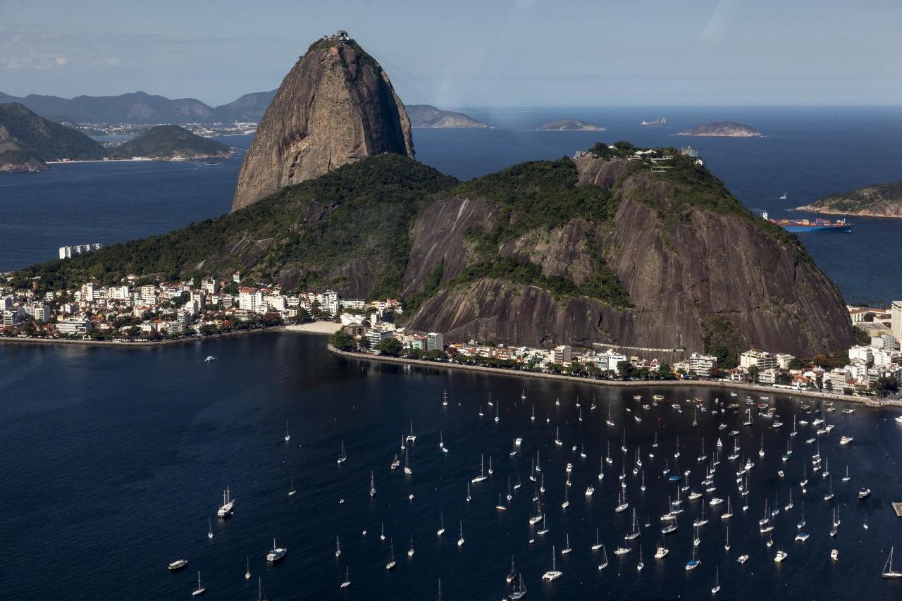 Pão de Acúcar - RPVs no Rio de Janeiro