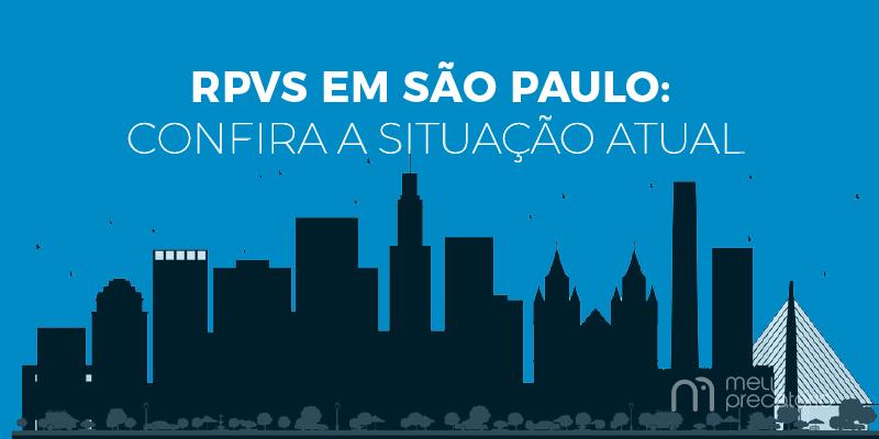RPVs em São Paulo confira a situação atual