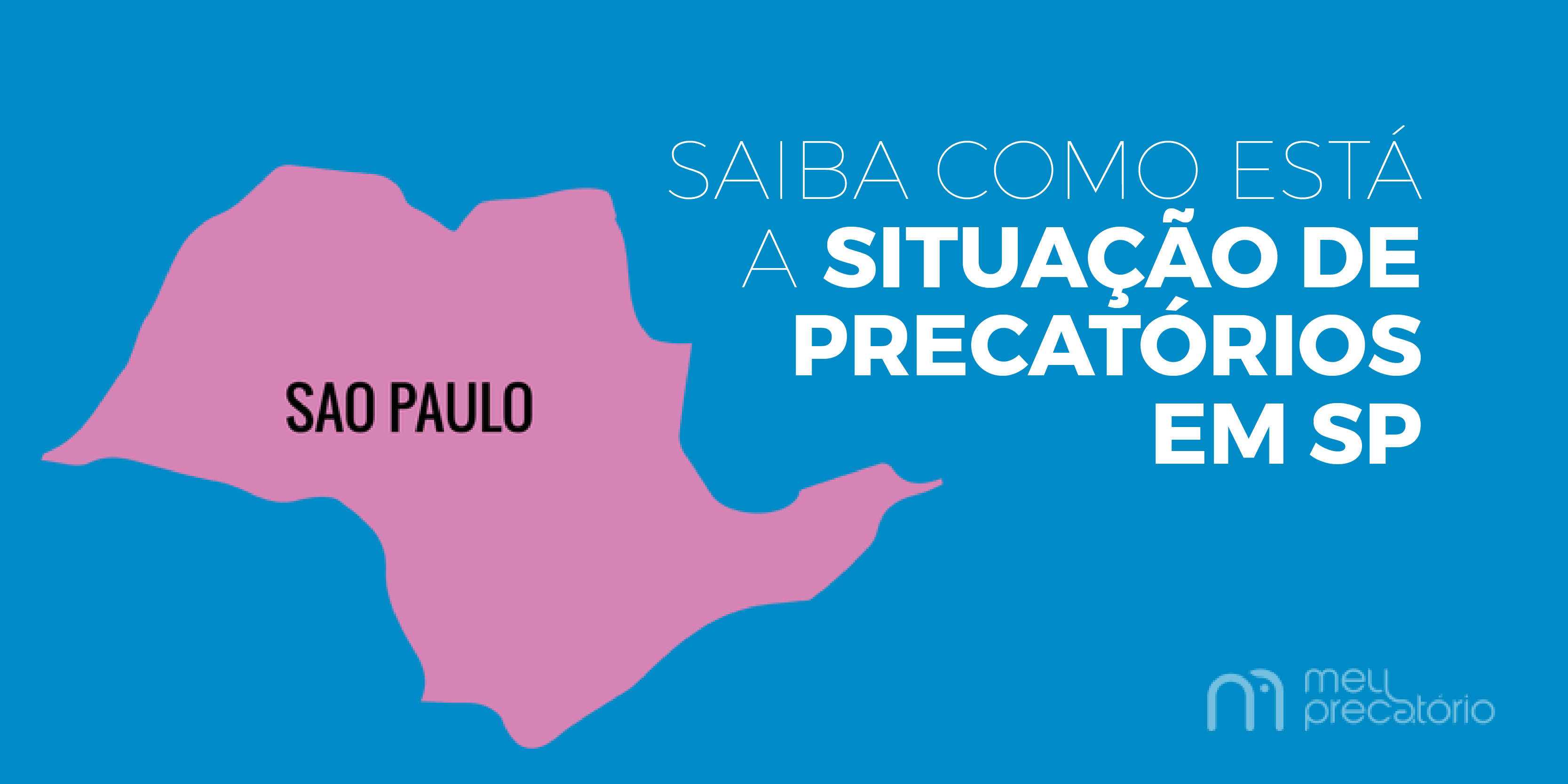 mapa ilustrativo de São Paulo