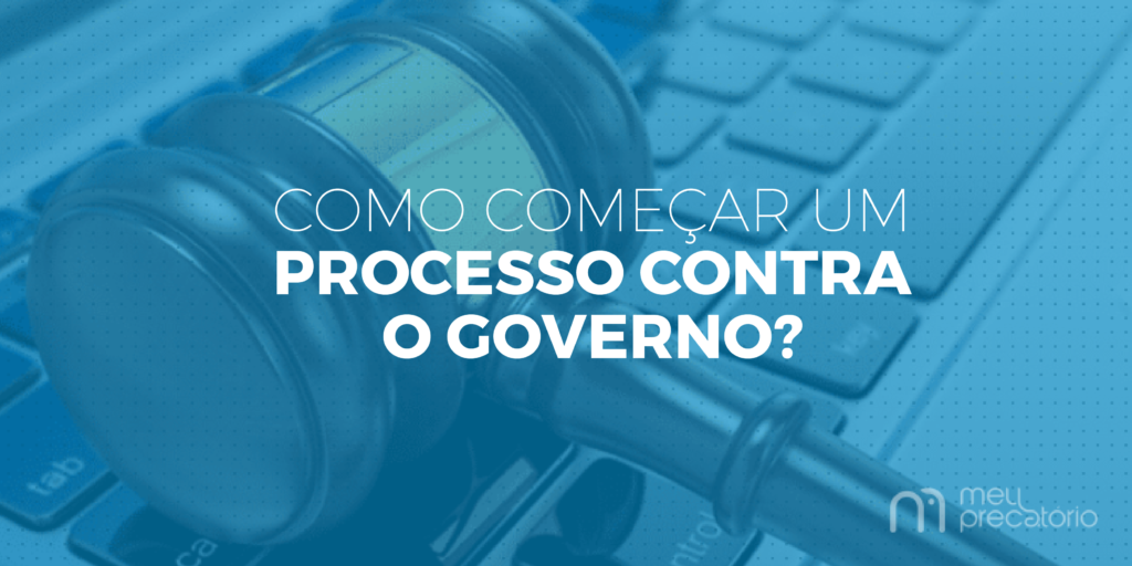 processo contra o governo