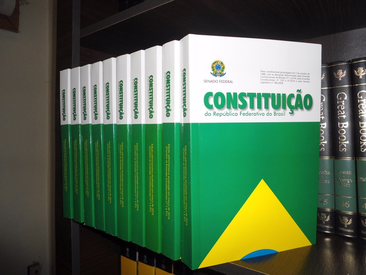 Constituição Federal - Emenda Consitucional 94