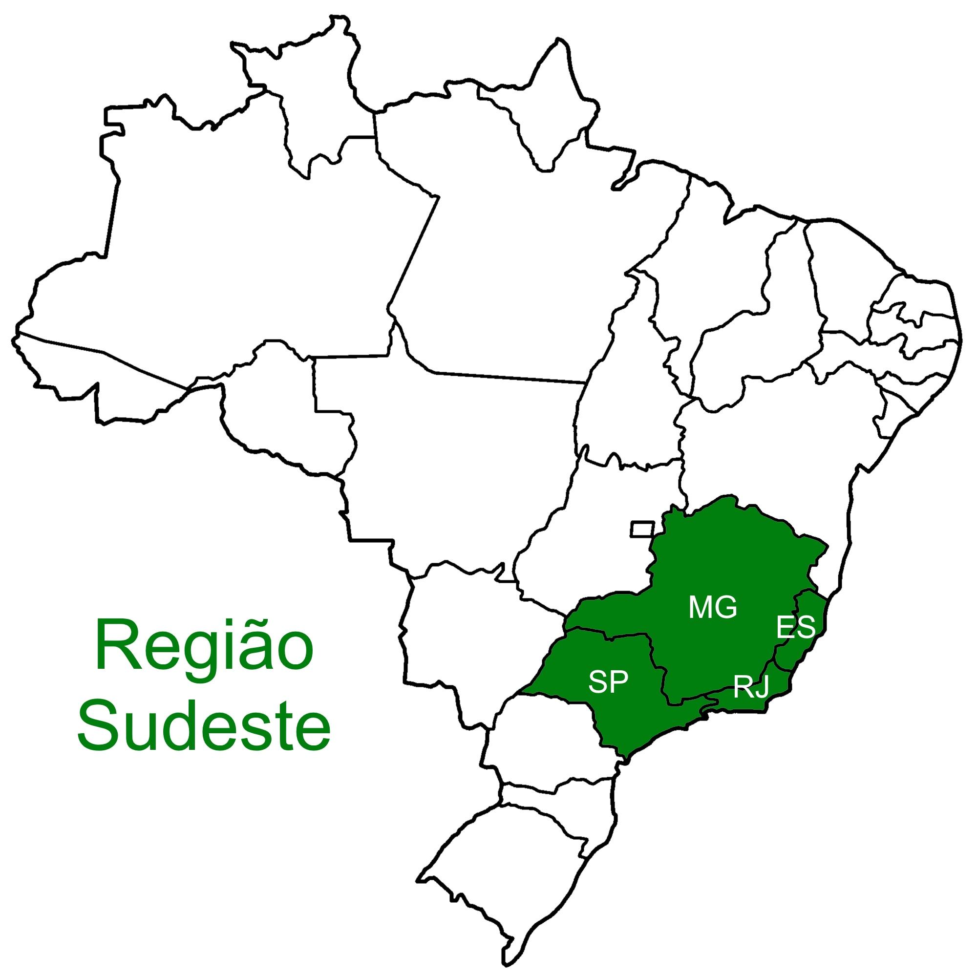 Situação Fiscal dos Estados do Sudeste