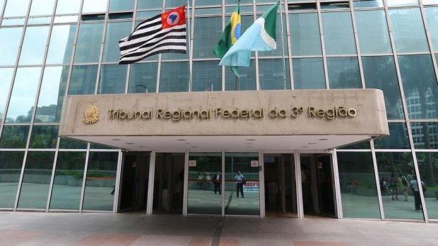 Fachada do Tribunal Regional Federal da 3ª Região
