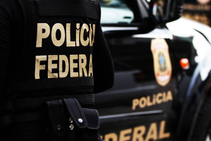 Polícia Federal - Golpes de Precatórios