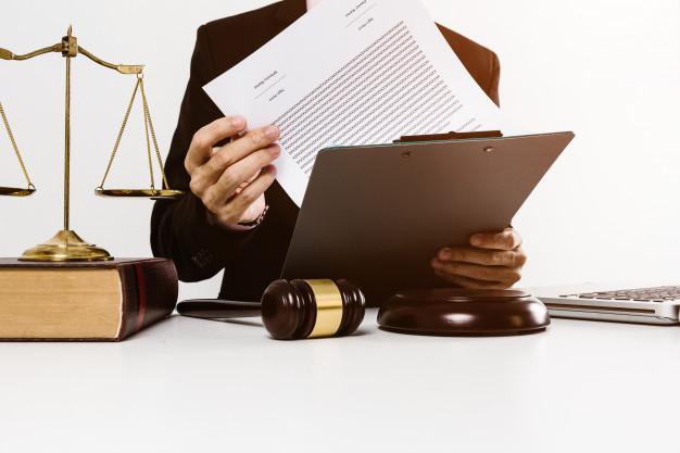 advogado com testamento