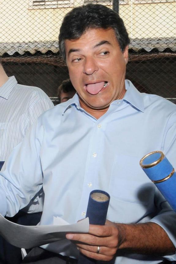 Beto Richa - Precatórios no PR