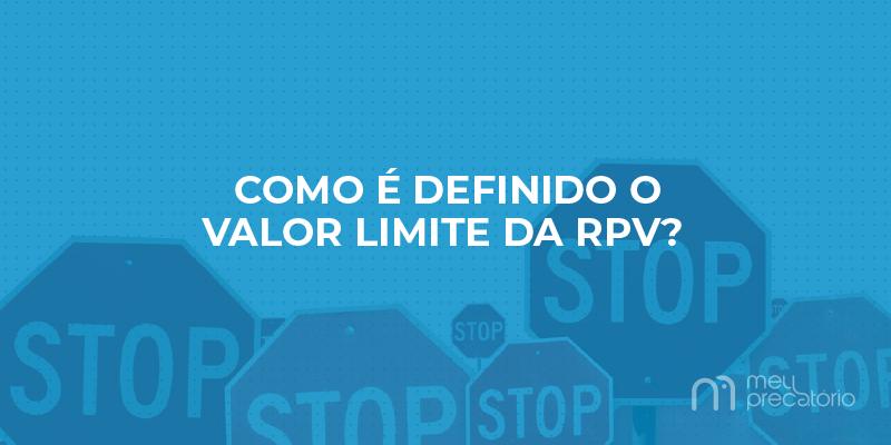 limite RPV
