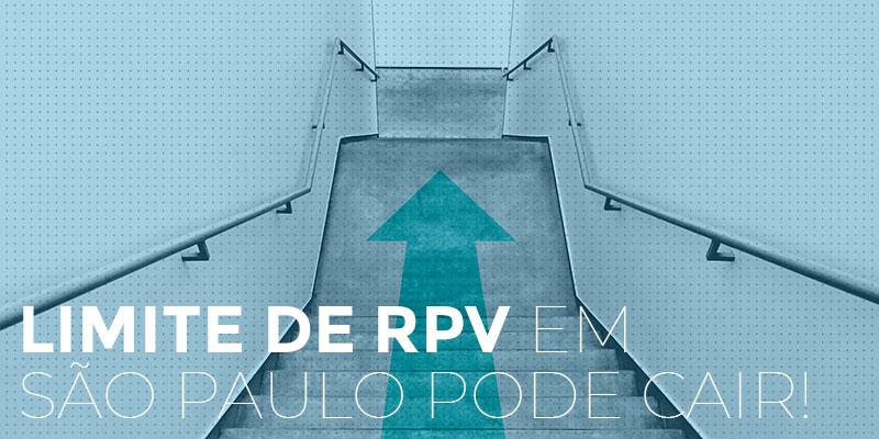 imagem de queda do RPV