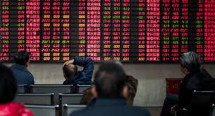 bolsa de valores em crise