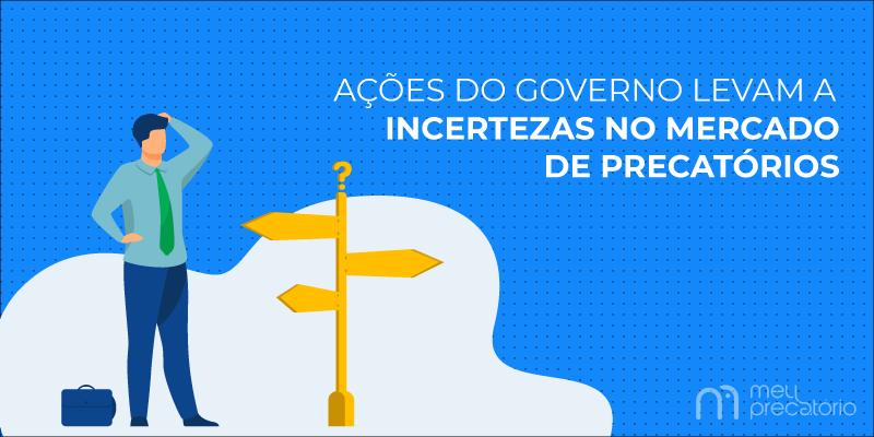 Ações do governo